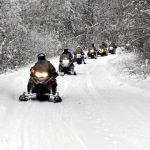 Снегоходные туры по Карелии