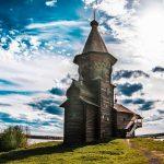 Успенская церковь Кондопога