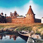 Соловки крепость