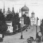 Петрозаводск XIX век Соборная улица