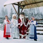 Экскурсии на Новый Год в Карелии