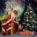 Резиденция карельского Деда Мороза Талви Укко