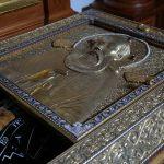 Мощи святого Александра Свирского