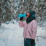 Чаепитие в лесу