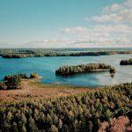 Mount Sampo in Karelia