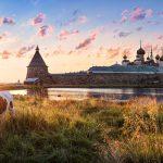 Остров Соловки, монастырь, крепость
