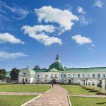 Преображенский комплекс монастыря