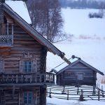Музей-заповедник Кижи зимой