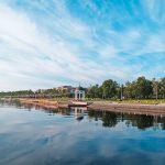 Набережная Петрозаводск