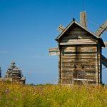Island Kizhi, wooden architecture