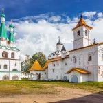 Троицкая часть монастыря