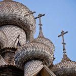 Преображенская церковь остров Кижи