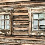 Дом в деревне Рубчойла