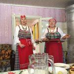 Деревня Рубчойла ансамбль