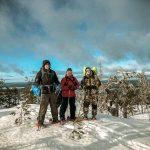 Экскурсия зимой на Воттоваара