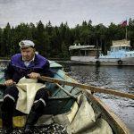 Рыбный промысел в Карелии