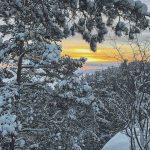 Закат на Чертовом стуле, Петрозаводск