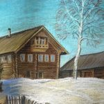 Деревня Рубчойла