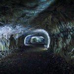 Подземная штольня Рускеала
