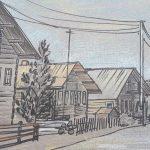 Деревня Корза и Рубчойла