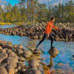 Моренные озера Карелии