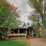 Гостевой дом в деревне Мандроги