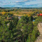 Paaso hillfort, Karelia, Russia