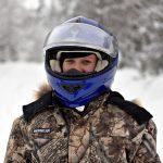 Туры на снегоходах по Карелии