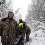 Катание на снегоходах Петрозаводск