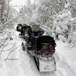 Прокат снегоходов в Карелии