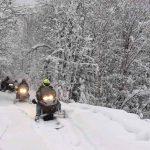 Прокат снегохода в Петрозаводске