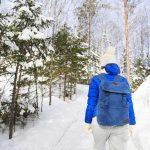 Парк Рускеала зимой