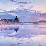 Панорамное фото Соловки