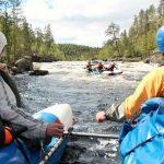 Сплавы по рекам Карелии