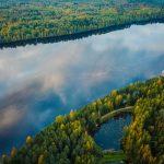 Река Свирь Мандроги