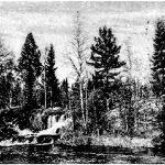 Водопады Ахинкоски
