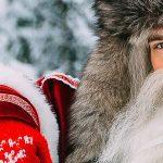 Талви Укко карельский Дед Мороз